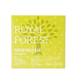 Шоколад Carob milk bar