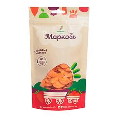 Овощной здоровый перекус «Морковь»
