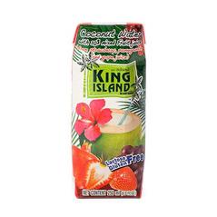 Кокосовая вода с фруктовым соком