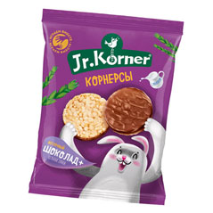 Хлебцы «Рисовые» с молочным шоколадом