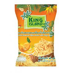 Кокосовые чипсы с манго
