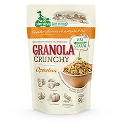 Гранола «Ореховая», без сахара