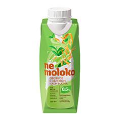 Напиток овсяный с зелёным чаем матча