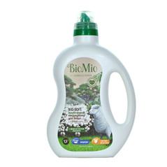 Экологичный кондиционер для белья с эфирным маслом эвкалипта и экстрактом хлопка