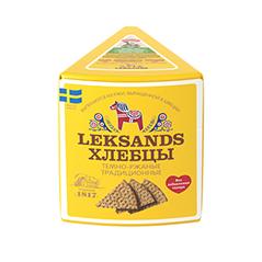 Хлебцы тёмно-ржаные, традиционные